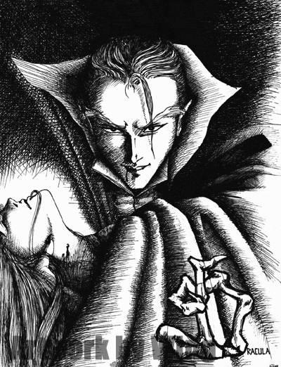 Вампиры. 1dracula